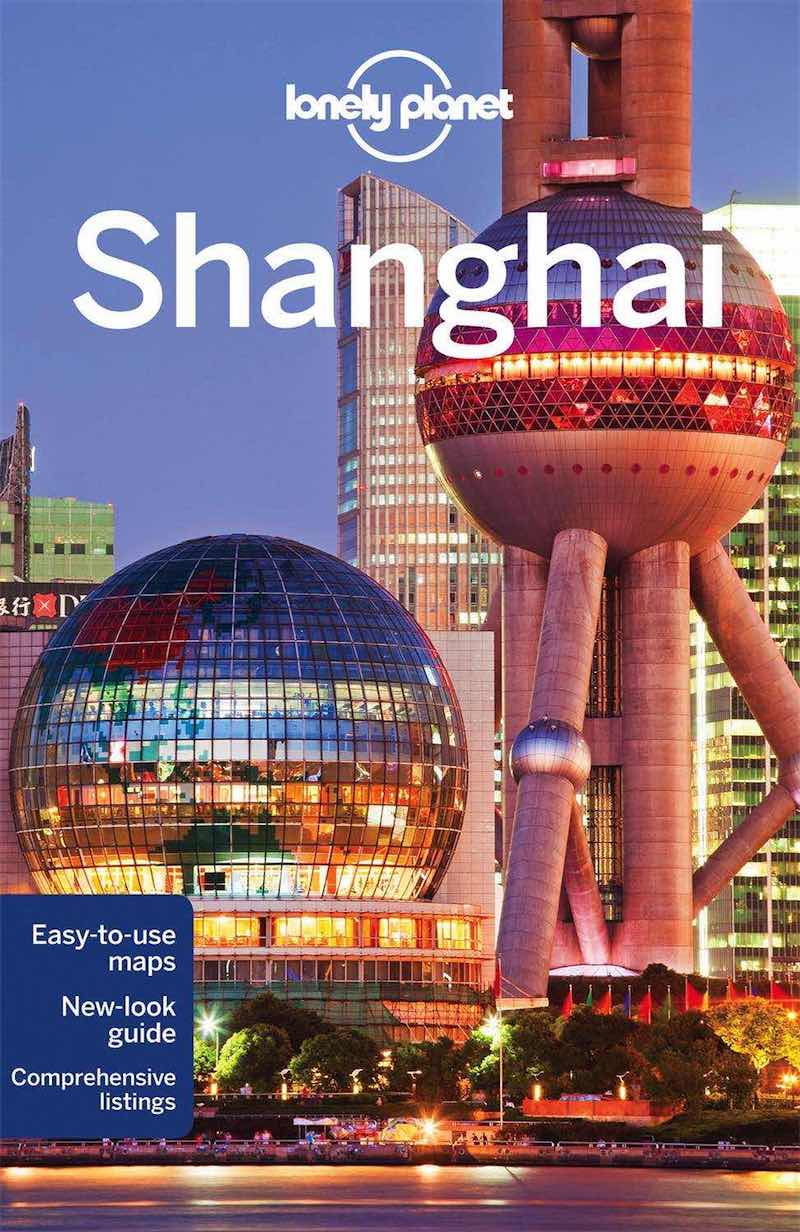 Lonely Planet Shanghai cover image
