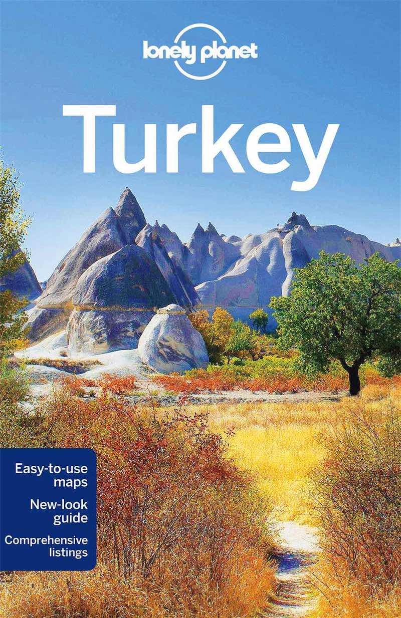 Lonely Planet Turkey cover image