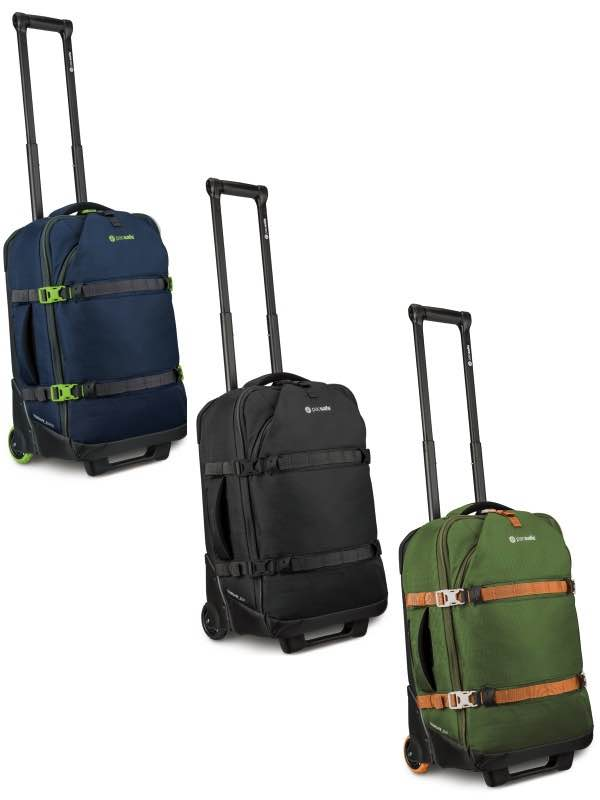 Toursafe EXP21 : Anti-Theft Wheeled Carry On : Pacsafe