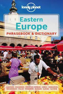 Lonely Planet Eastern Europe Phrasebook & Dictionary Edition 5